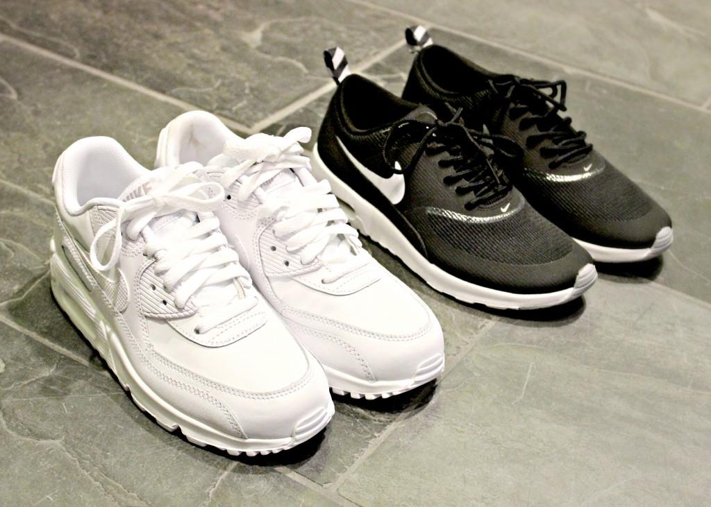 2014 nike air max demping støvler for kvinner