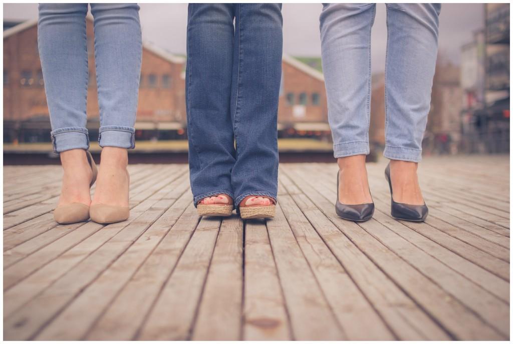 jeansshoot sko