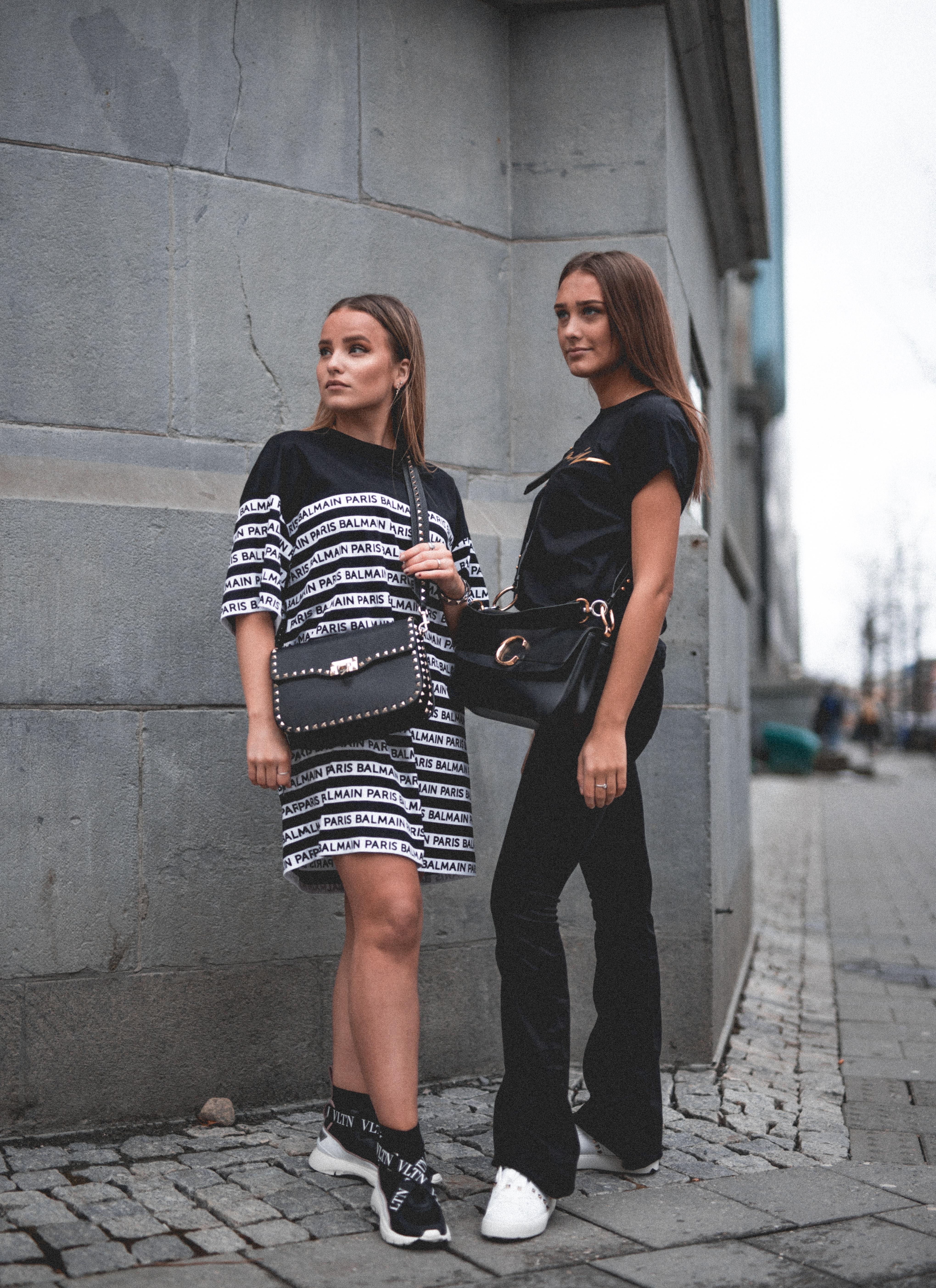 62ce0e5b Kolleksjonen vår fra Balmain vokser, og det er ingen tvil om at de leverer  fantastiske klær som det er enkelt å falle for! Vi har alt fra spektakulære  ...