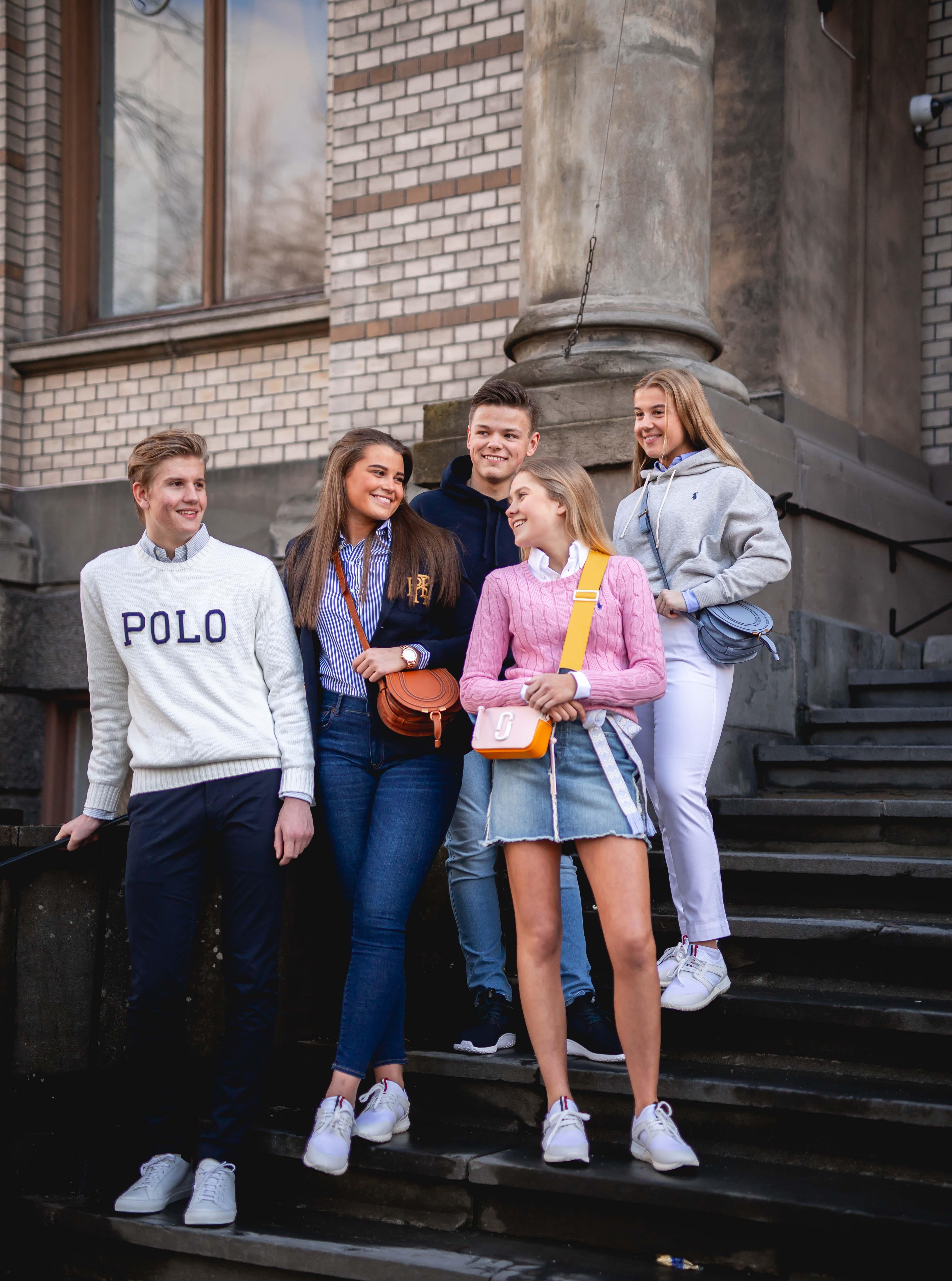 a4e81ccf Vi har mange fristelser i butikk som er helt perfekt til den kommende  tiden, og i dag vil vi vise frem det nyeste fra Polo Ralph Lauren til dame  og herre!
